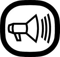 logo Scooter Megaphon