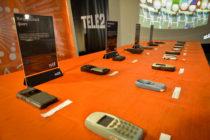 Выставка телефонов