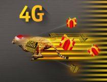 4G Билайн в Мурманске - тестирование 1