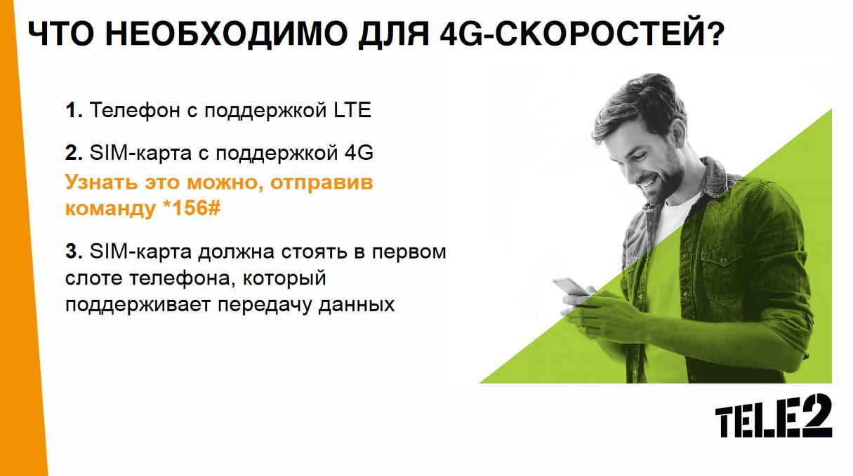 Tele2 4G Мурманск, что есть и что будет 6