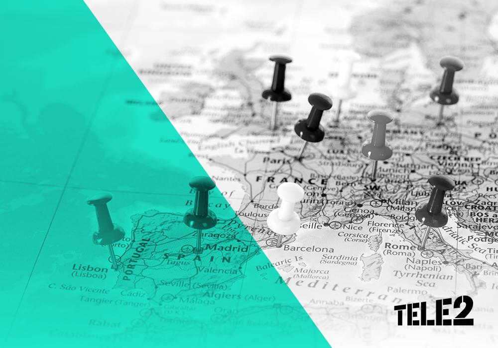 Мурманские абоненты Tele2 на новогодних каникулах побывали в Скандинавии, Белоруссии и Испании 1