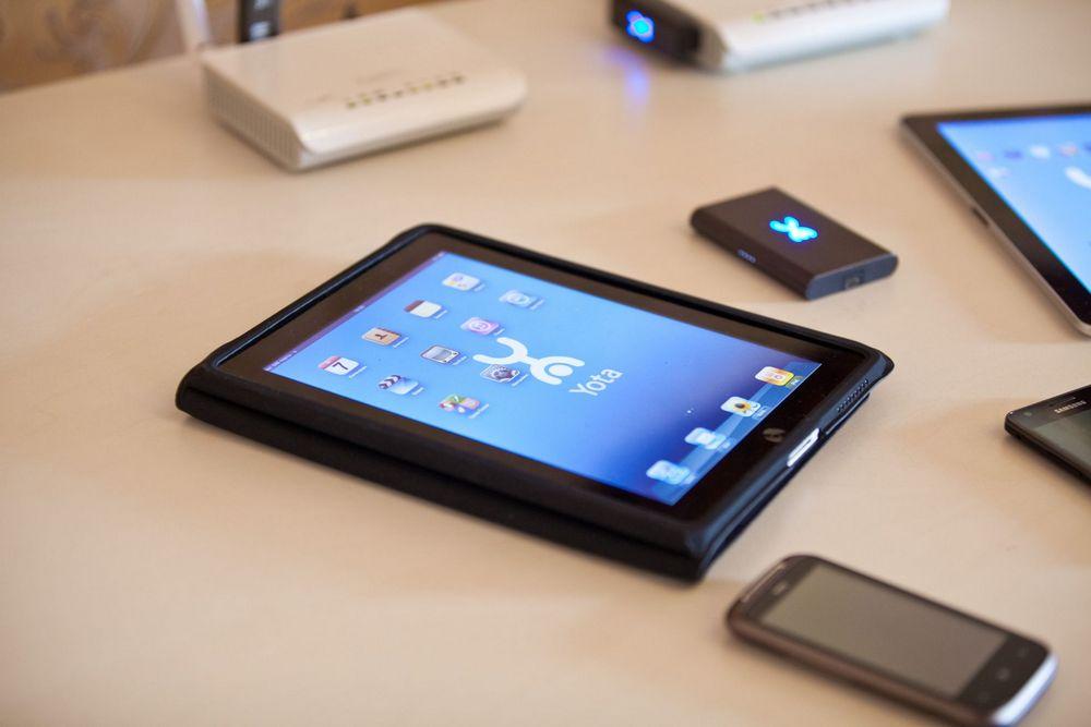 Yota запустила новые безлимитные приложения для планшета 1