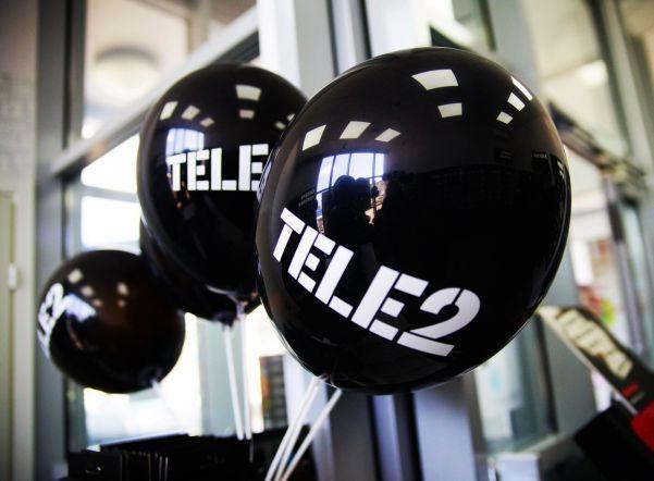 Число пользователей личного кабинета Tele2 за полгода выросло на треть 1