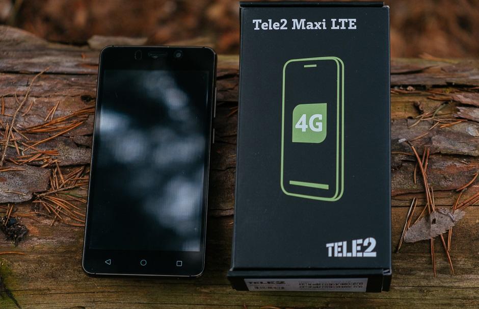 Доля LTE-смартфонов в сети Tele2 превысила 70% 1