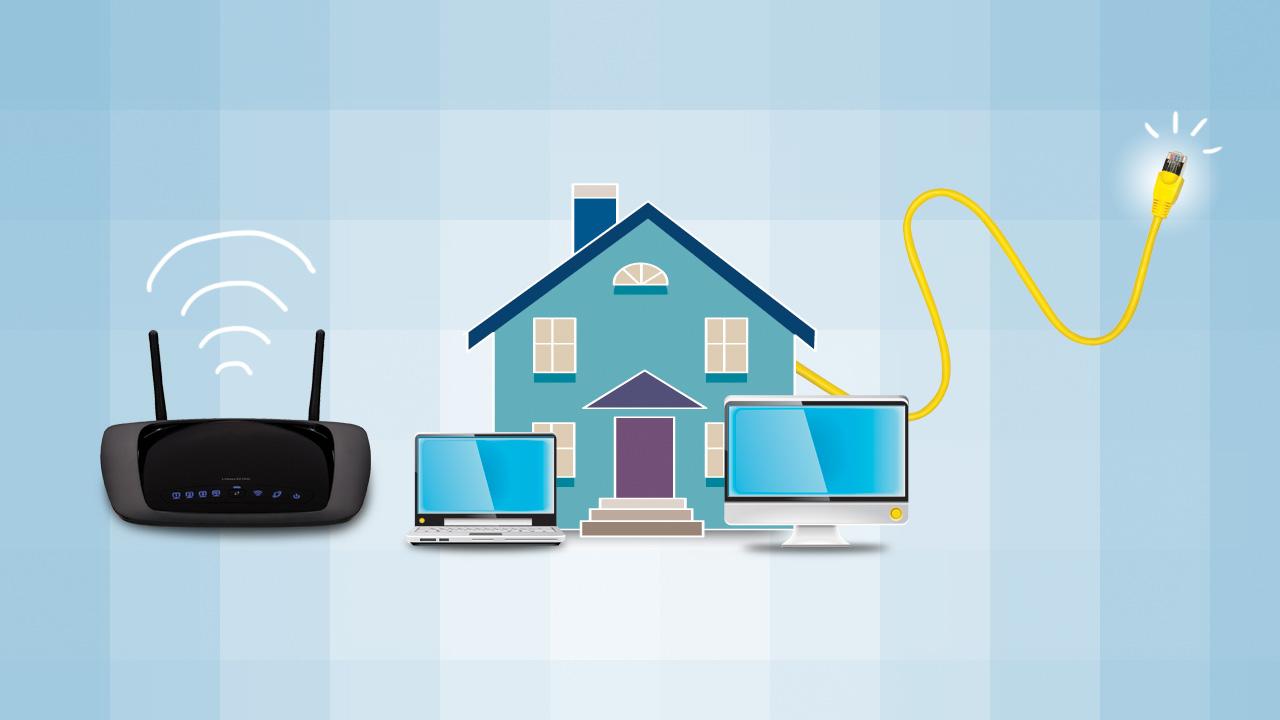Домашний интернет 1