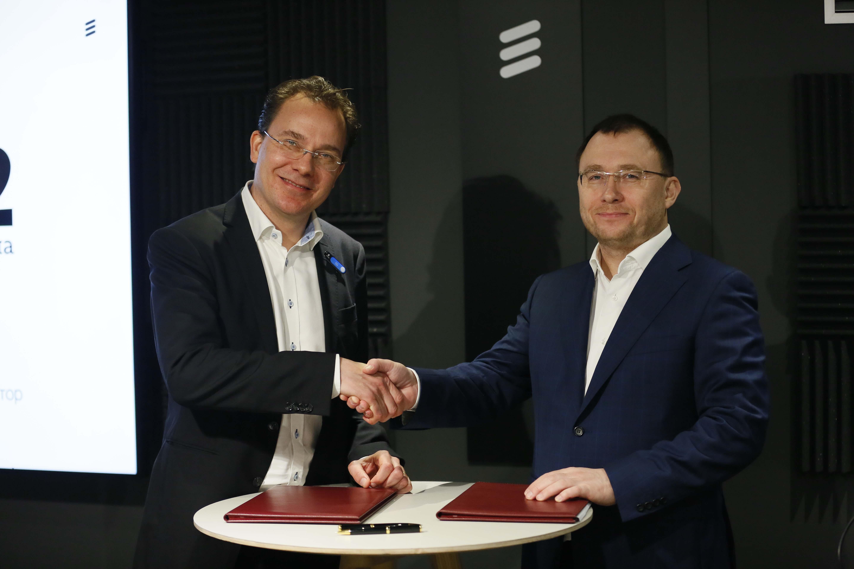 Tele2 и Ericsson модернизируют сеть к 5G 1