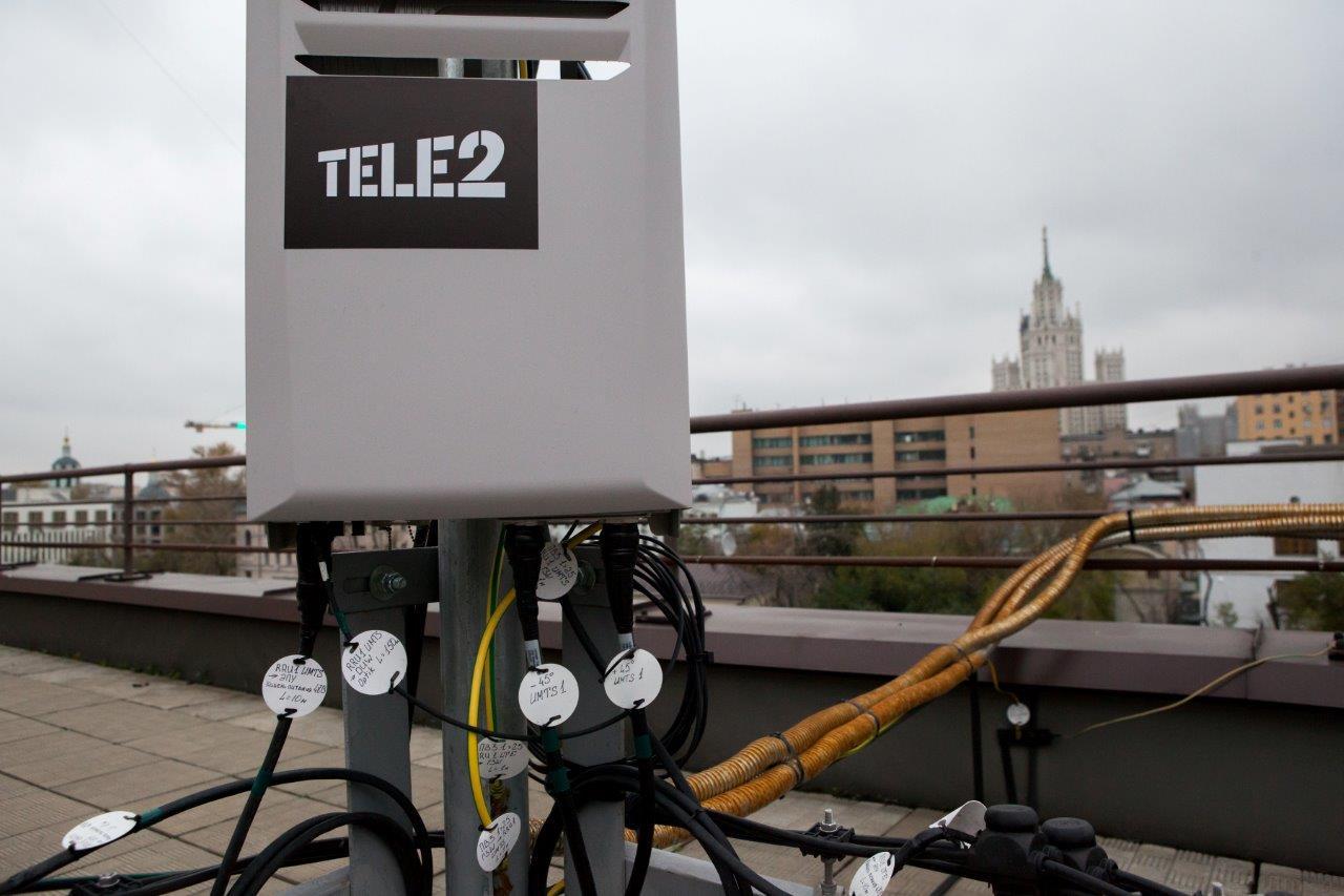 Tele2 опередила конкурентов по темпам строительства LTE-сетей 1