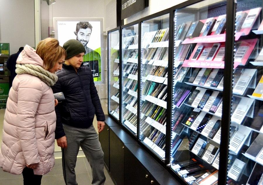 Tele2 назвала самые популярные смартфоны в Мурманской области 1