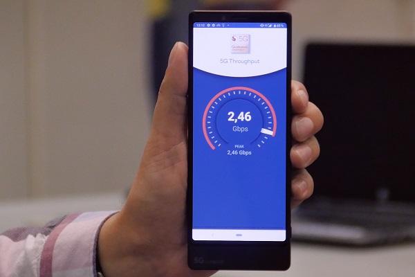 МегаФон протестировал работу стандарта 5G в России 1