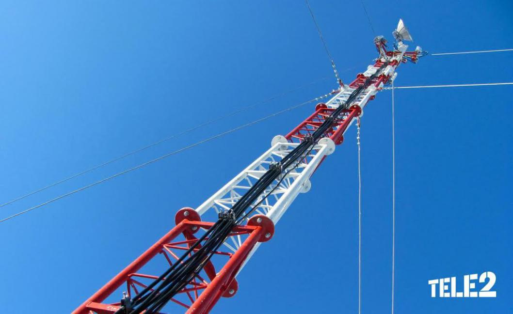 Tele2 развивает 4G на Курилах 1