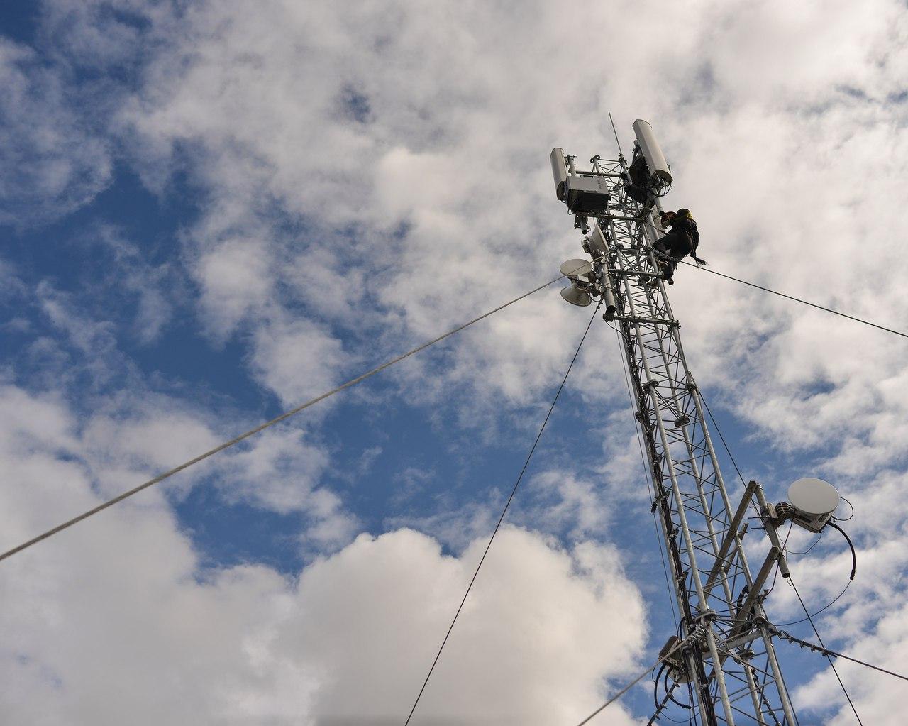 По данным Роскомнадзора Tele2 снова быстрее всех по темпам строительства LTE 1