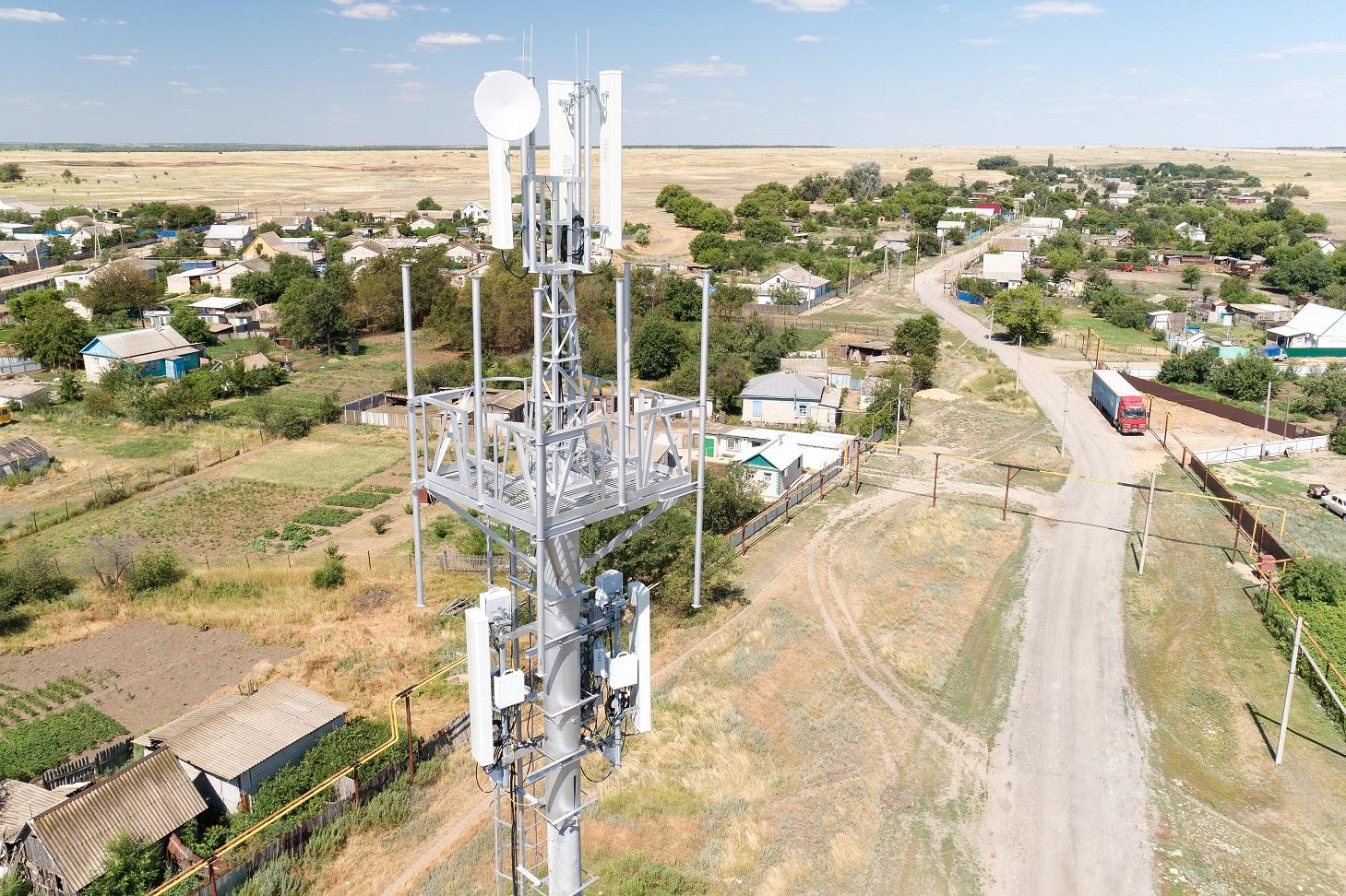 Tele2 ставит LTE на каждой вышке 1