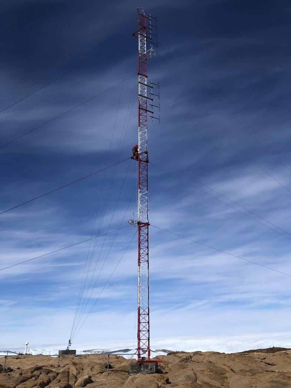 МТС запустила в Антарктиде первую российскую сеть сотовой связи 1