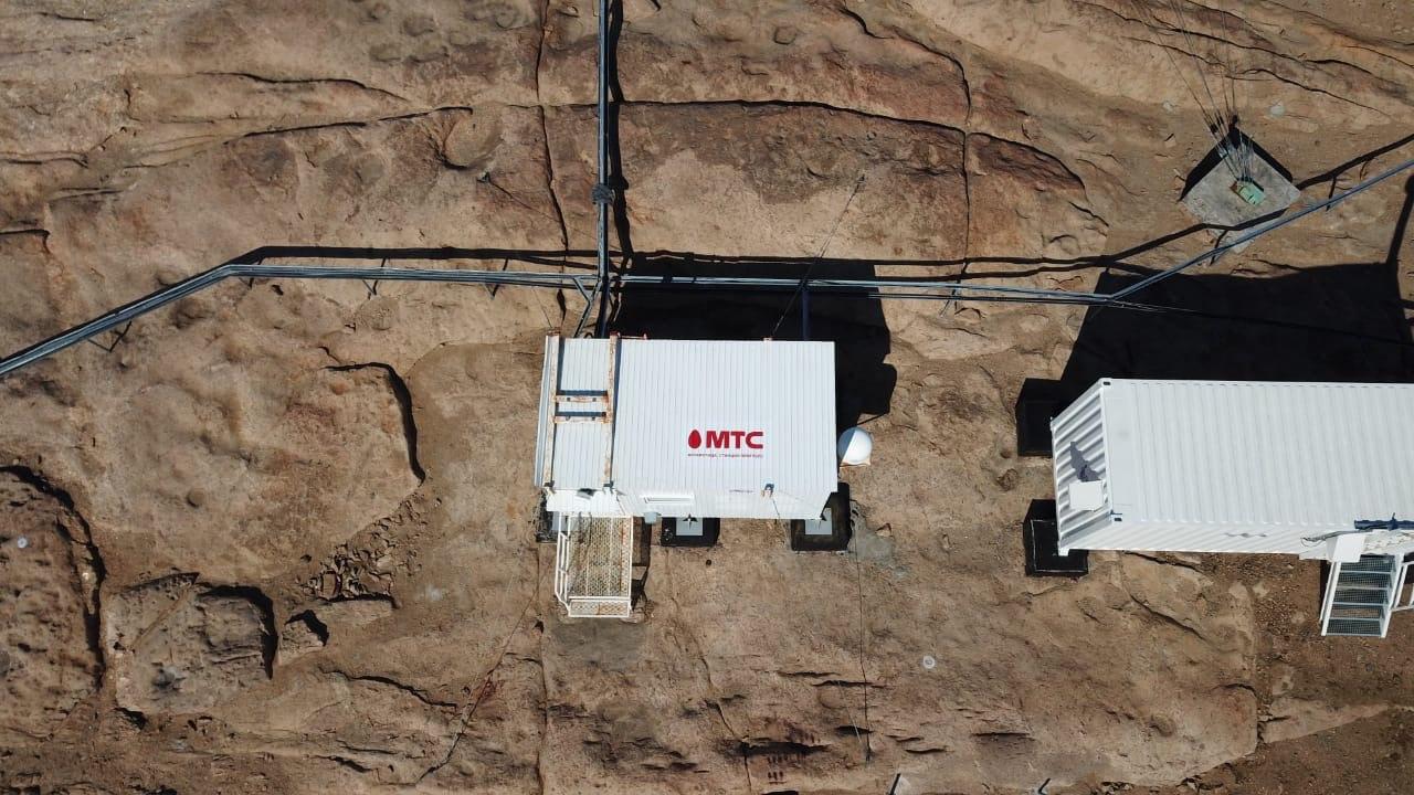 МТС запустила в Антарктиде первую российскую сеть сотовой связи 4