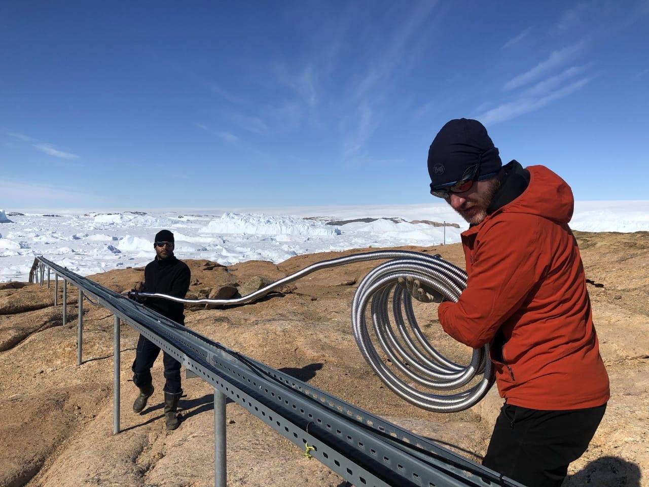 МТС запустила в Антарктиде первую российскую сеть сотовой связи 3