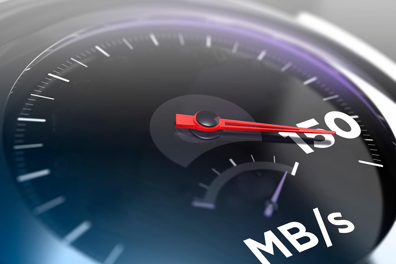 Ростелеком повысил скорость домашнего интернета