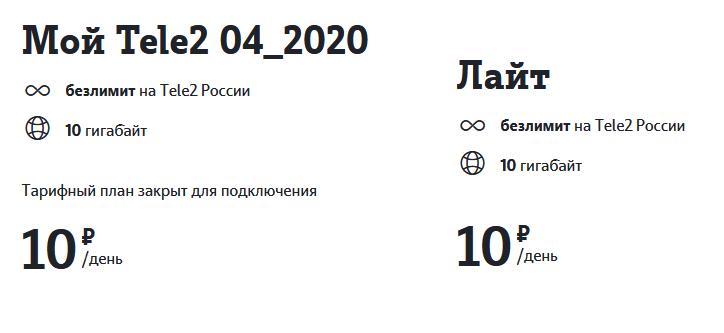 Tele2 запускает новые тарифные планы «Лайт», «Мой разговор», «Мой онлайн» и «Мой онлайн+» 5