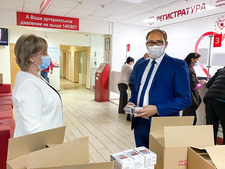 DANYCOM запустил социальный проект «Бесплатная связь для врачей» 1