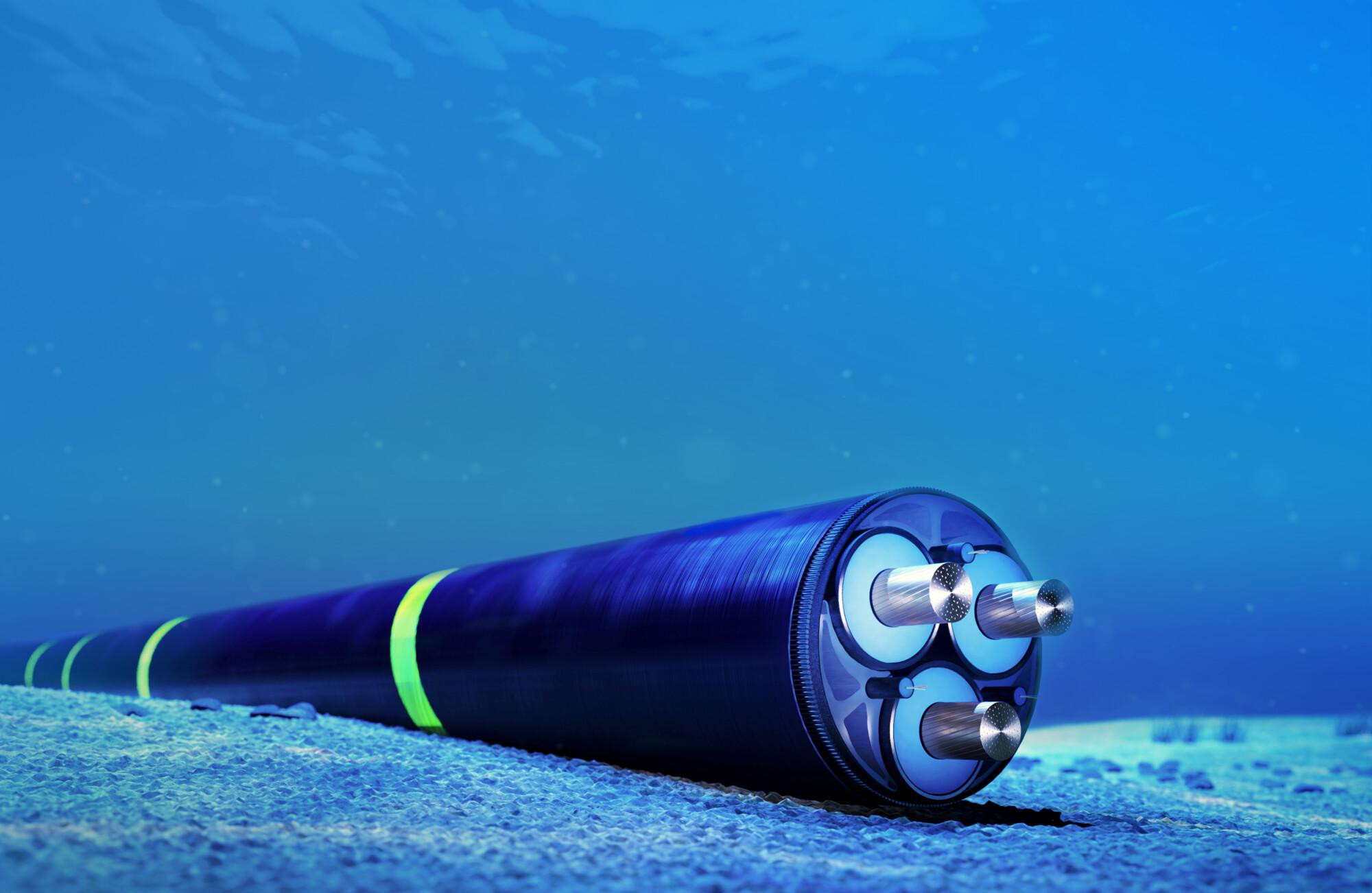 Подводный кабель который должен соединить Мурманск - 9й год планов, сверок, сводок 1