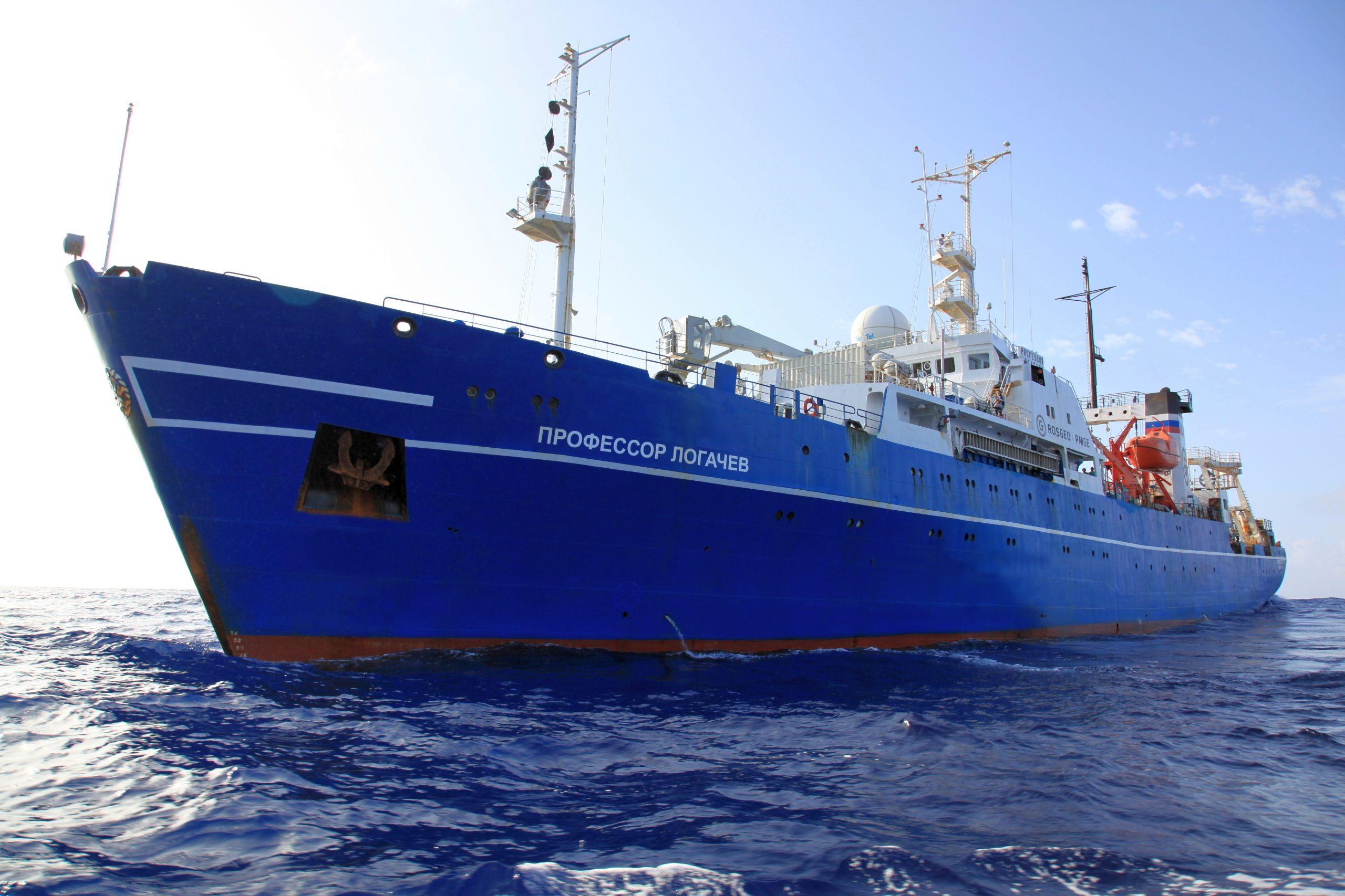 МегаФон и Росгеология приступают к морским изысканиям в рамках проекта Arctic Connect 3