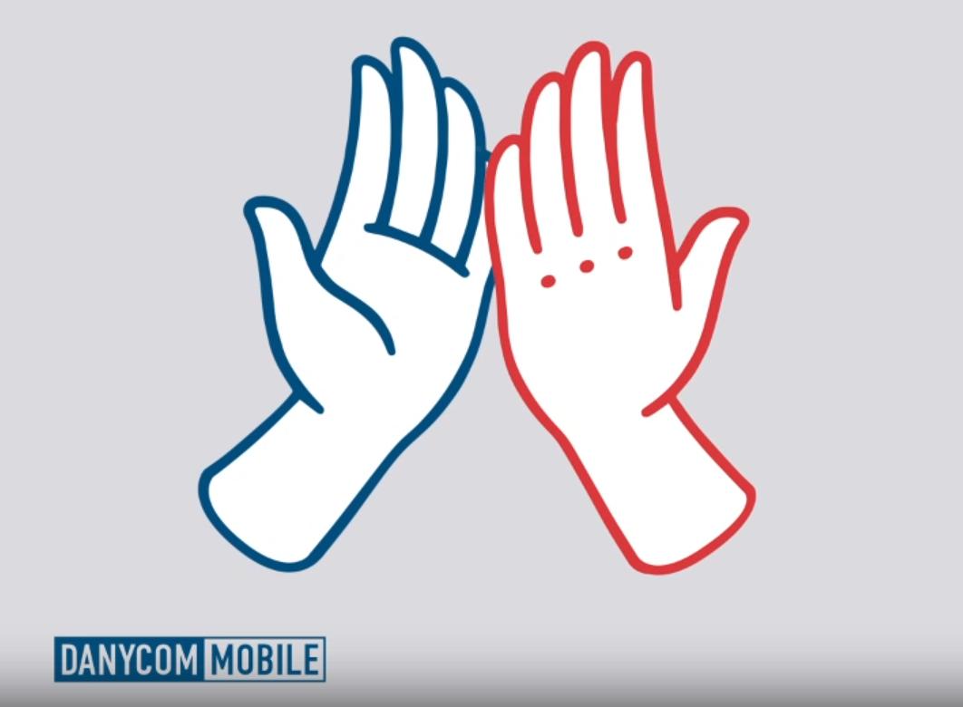 DANYCOM.Mobile приостанавливает подключение к своей сети