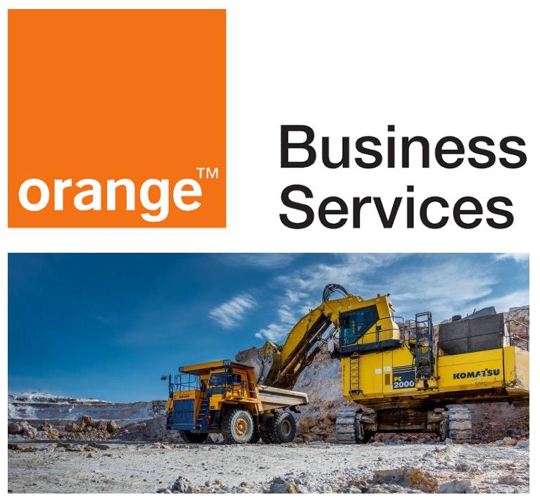 Orange Business Services предоставила сеть спутниковой связи для золотодобывающей компании федерального значения связи 1