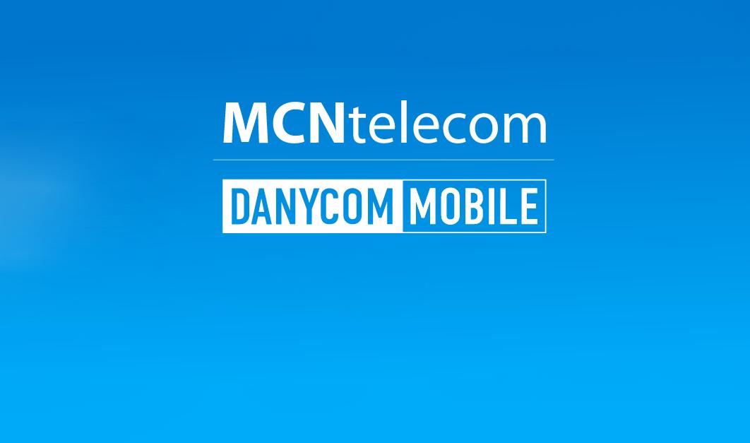 DANYCOM.Mobile переводит абонентов в сеть MCN Telecom