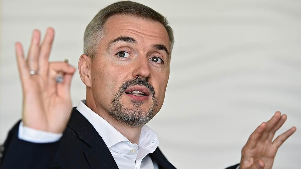 Сергей Назаров назначен генеральным директором NetByNet 1