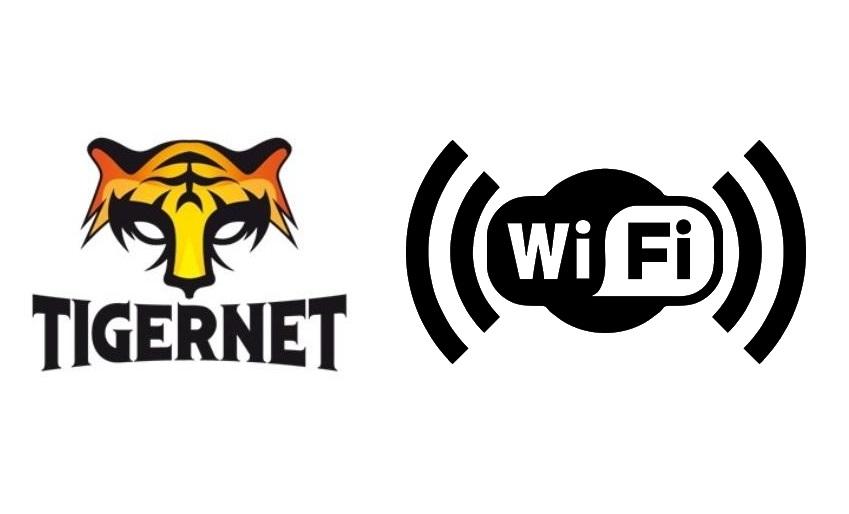TigerNet установил передатчик wifi в центре Кандалакши 1