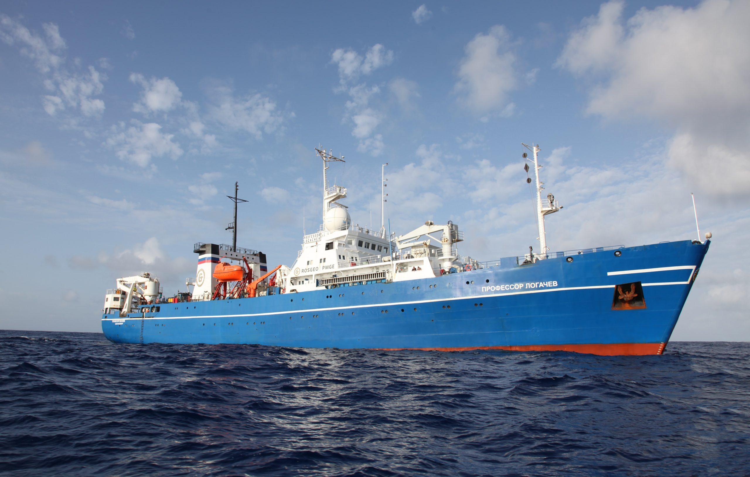 Завершился первый этап морских исследований в рамках проекта Arctic Connect 1