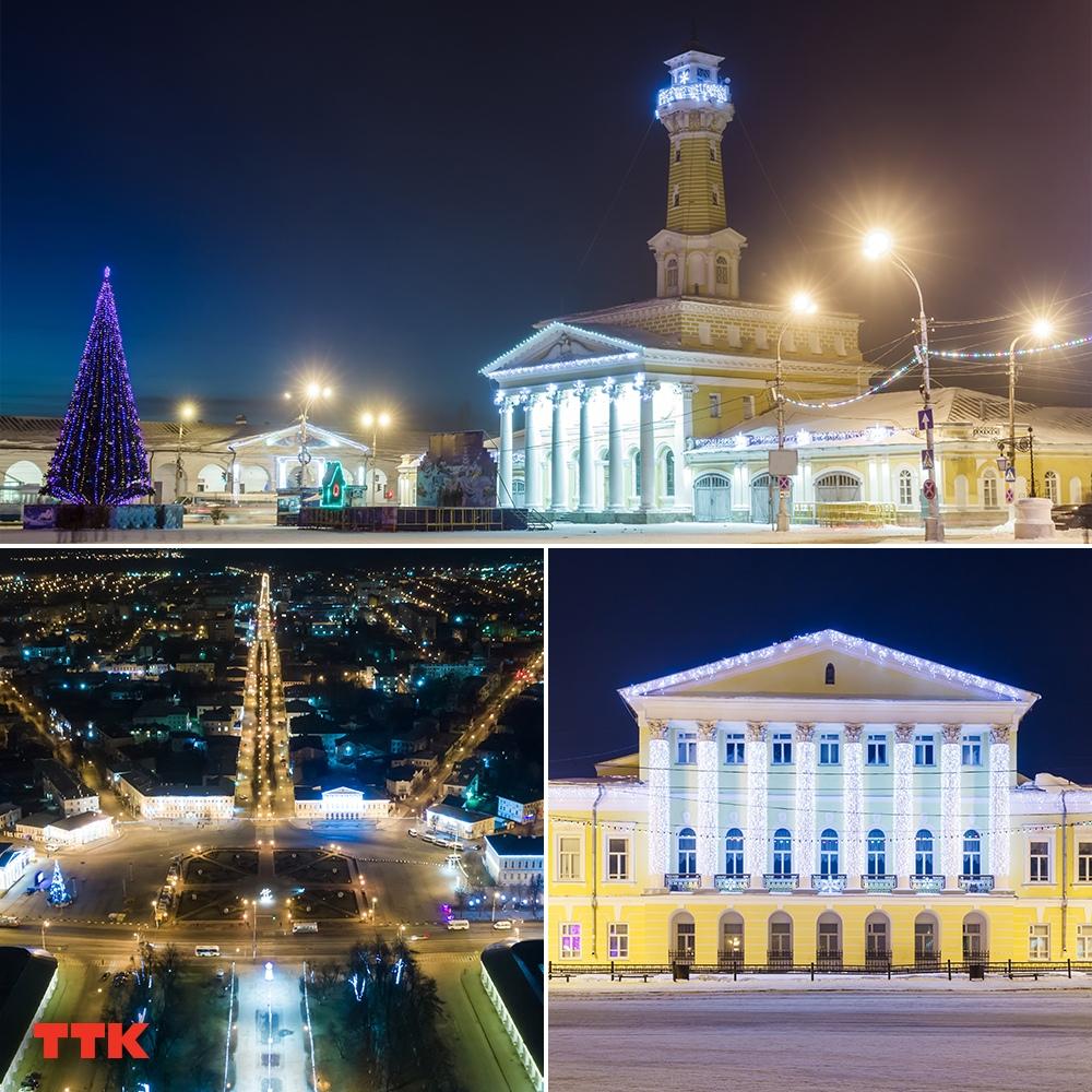 ТрансТелеКом – теперь и в Костроме 1