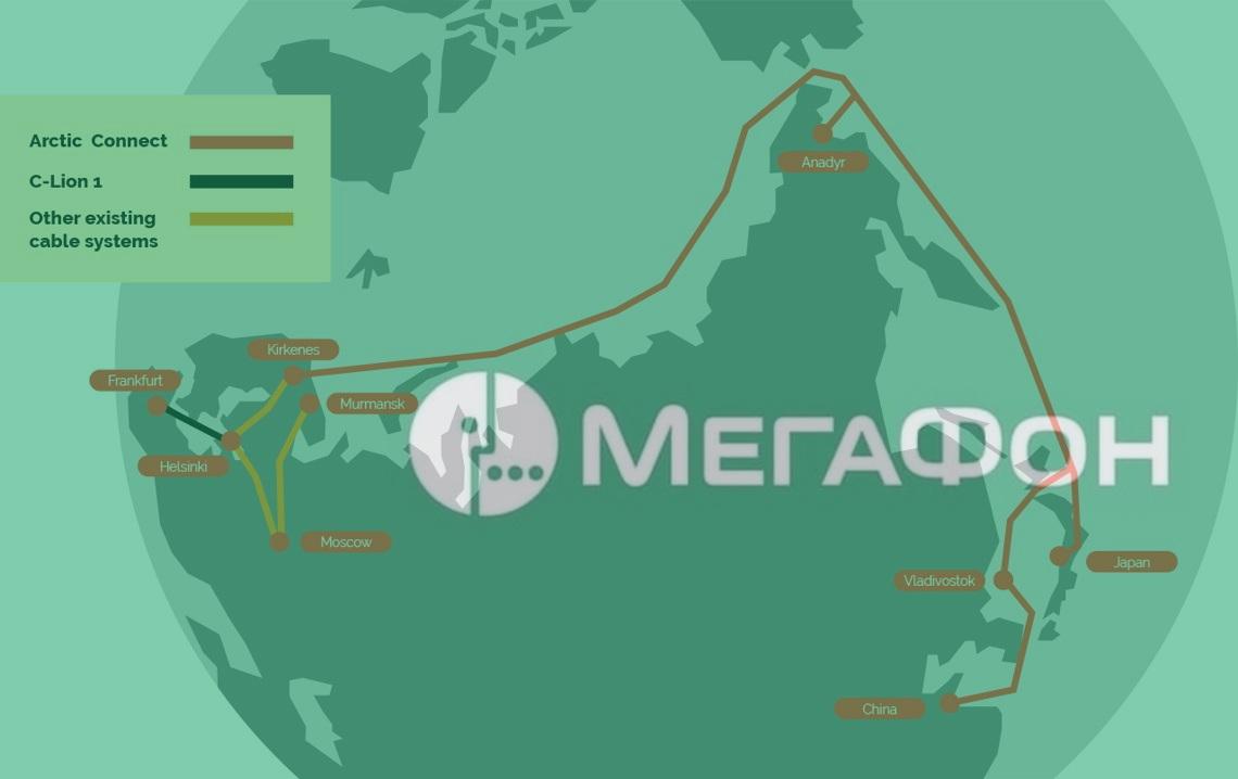 МегаФон и Якутия подписали соглашение о сотрудничестве в рамках проекта Arctic Connect 1