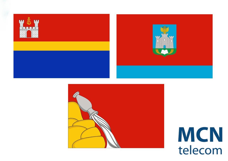 MCN Telecom теперь еще в трёх регионах страны: в Воронеже, Калининграде и Орле, 1