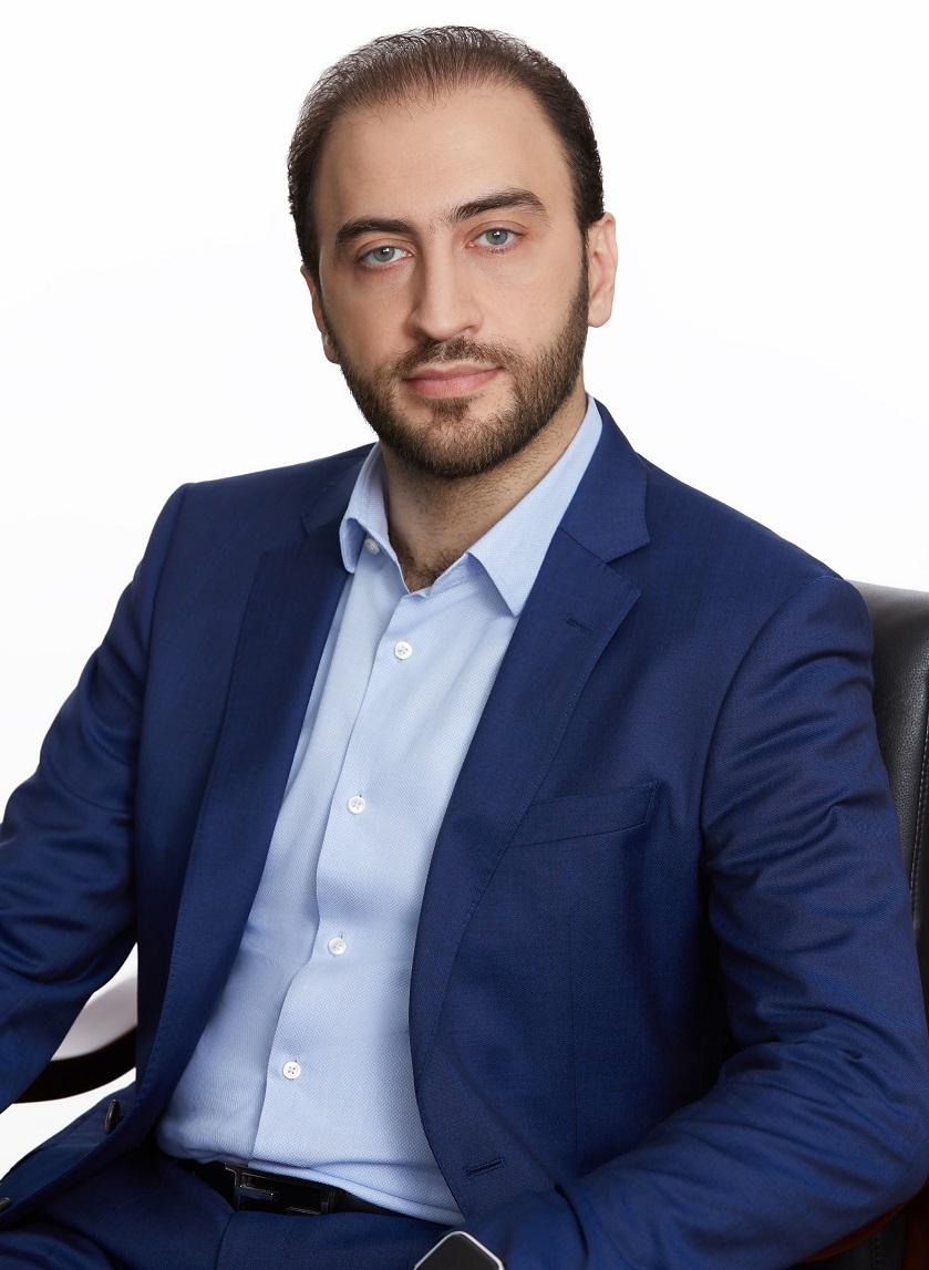 Эмин Антонян занял должность коммерческого директора по развитию корпоративного и государственного сегментов МегаФона 1