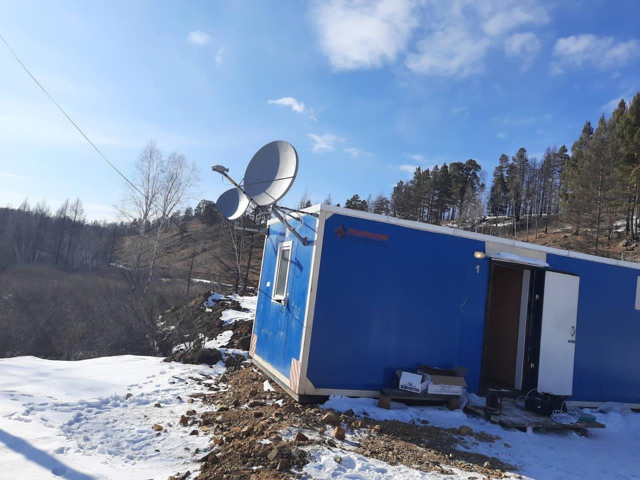 Спутниковые решения РТКОММ и ВКС Vinteo пришли в труднодоступные и удаленные районы России 1