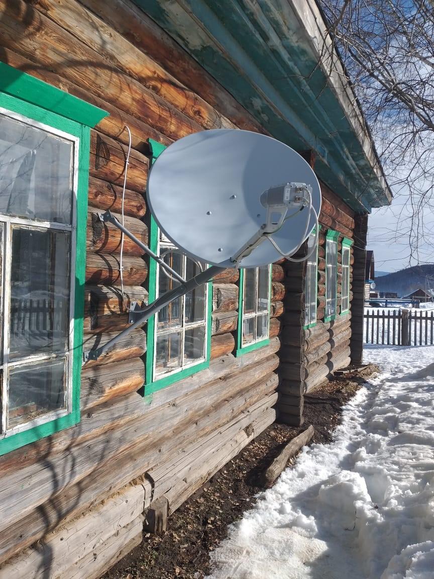 РТКОММ подключает спутниковый интернет в труднодоступных селах Башкирии