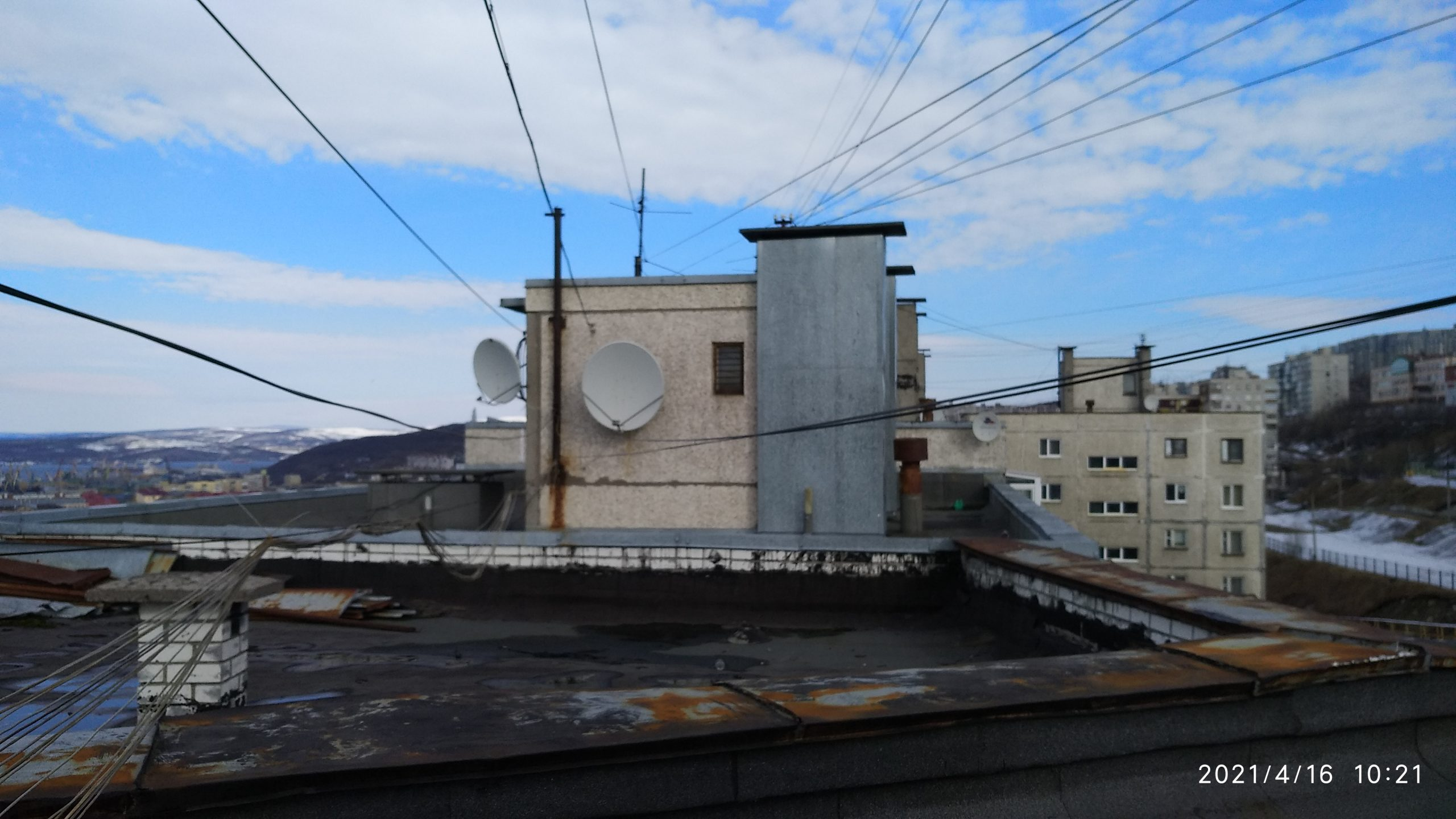 Провайдер Ситилинк Мурманск, продолжение строительства 2
