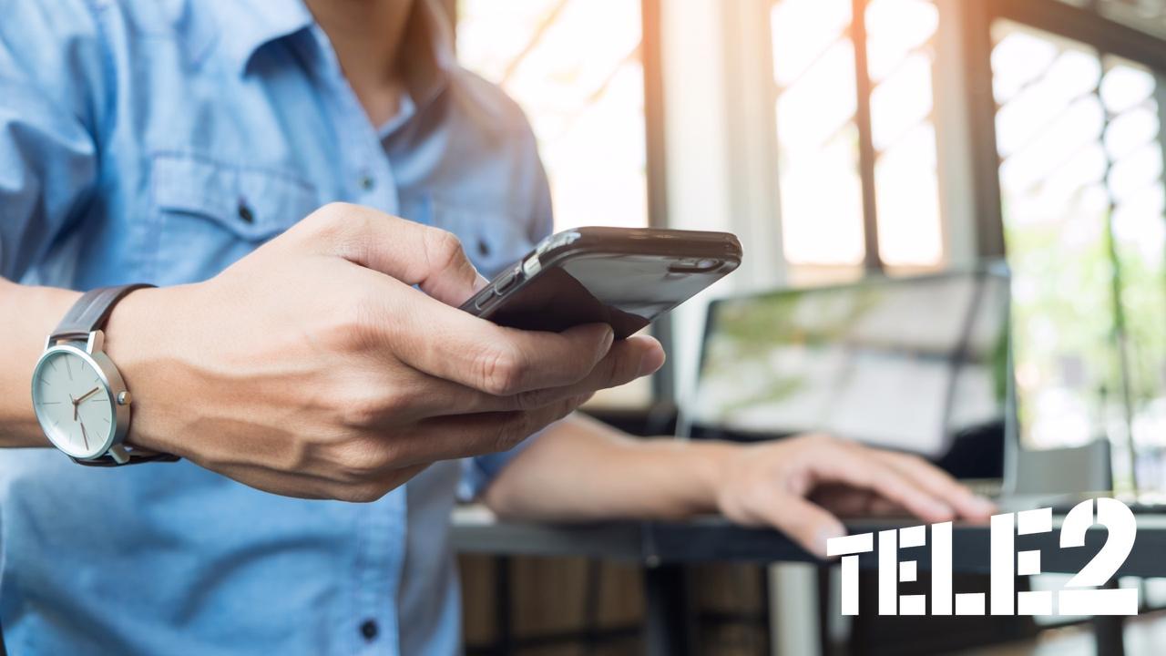Tele2 связала eSIM с Единой биометрической системой 1