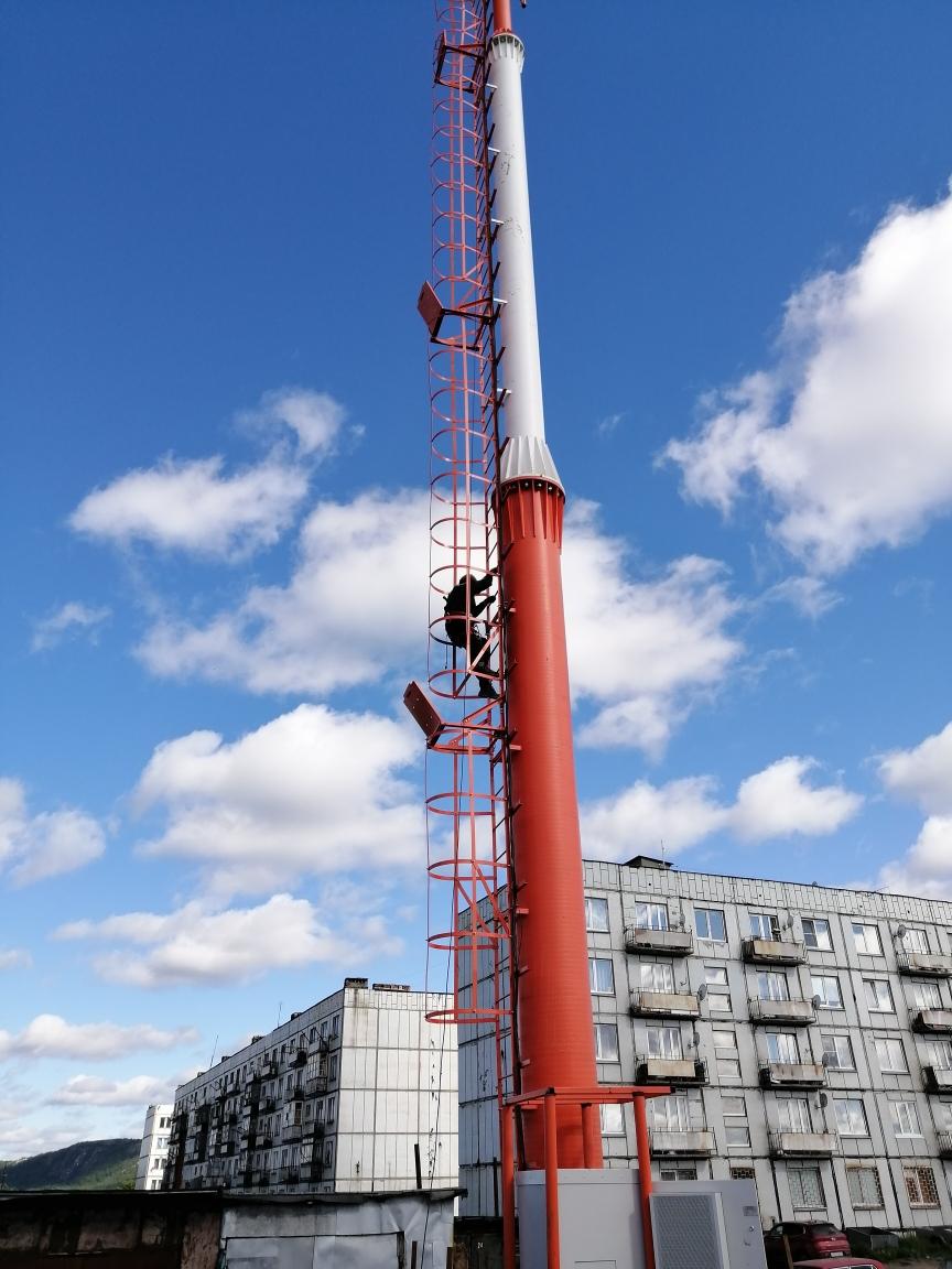 Скоростной интернет МТС появился в Луостари 1