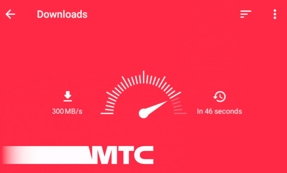МТС разогнала 4G-интернет в Белгороде и Старом Осколе до 300 Мбит/с 1