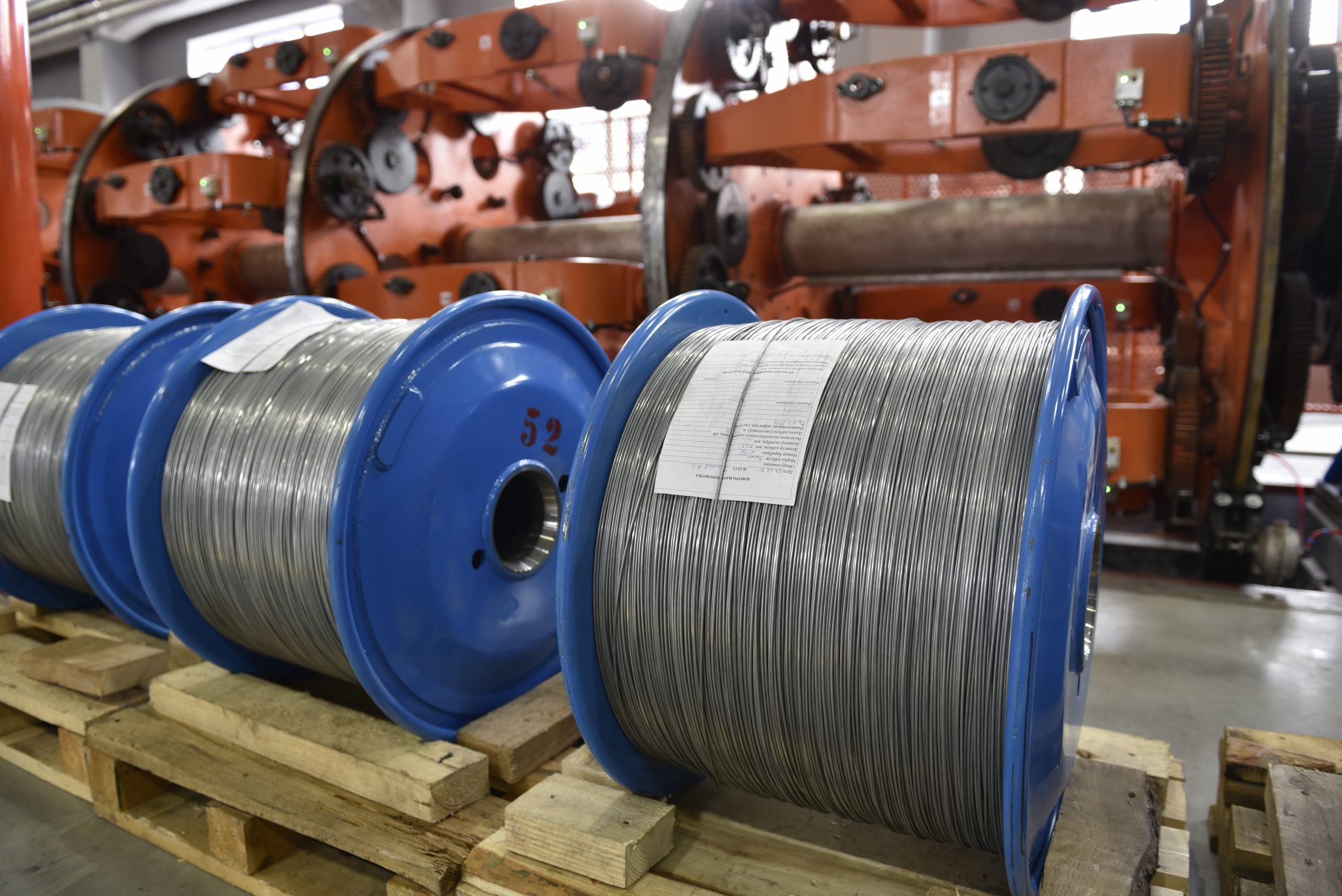 В Мурманске открыли завод кабельной продукции 2