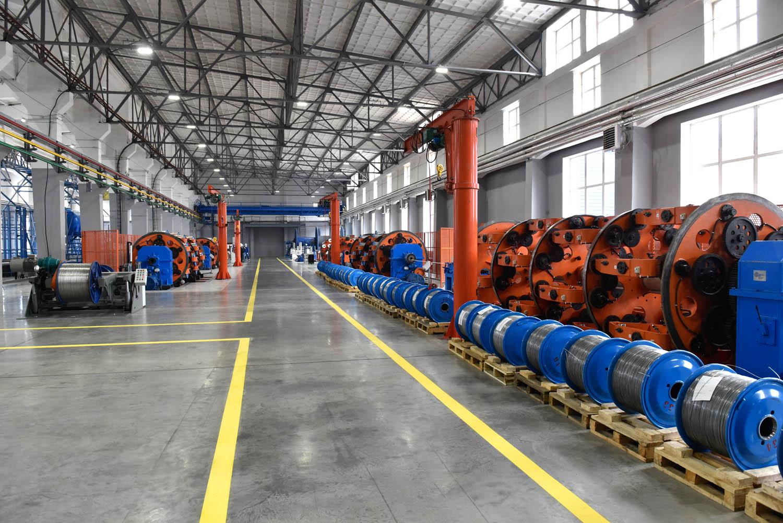 В Мурманске открыли завод кабельной продукции 3