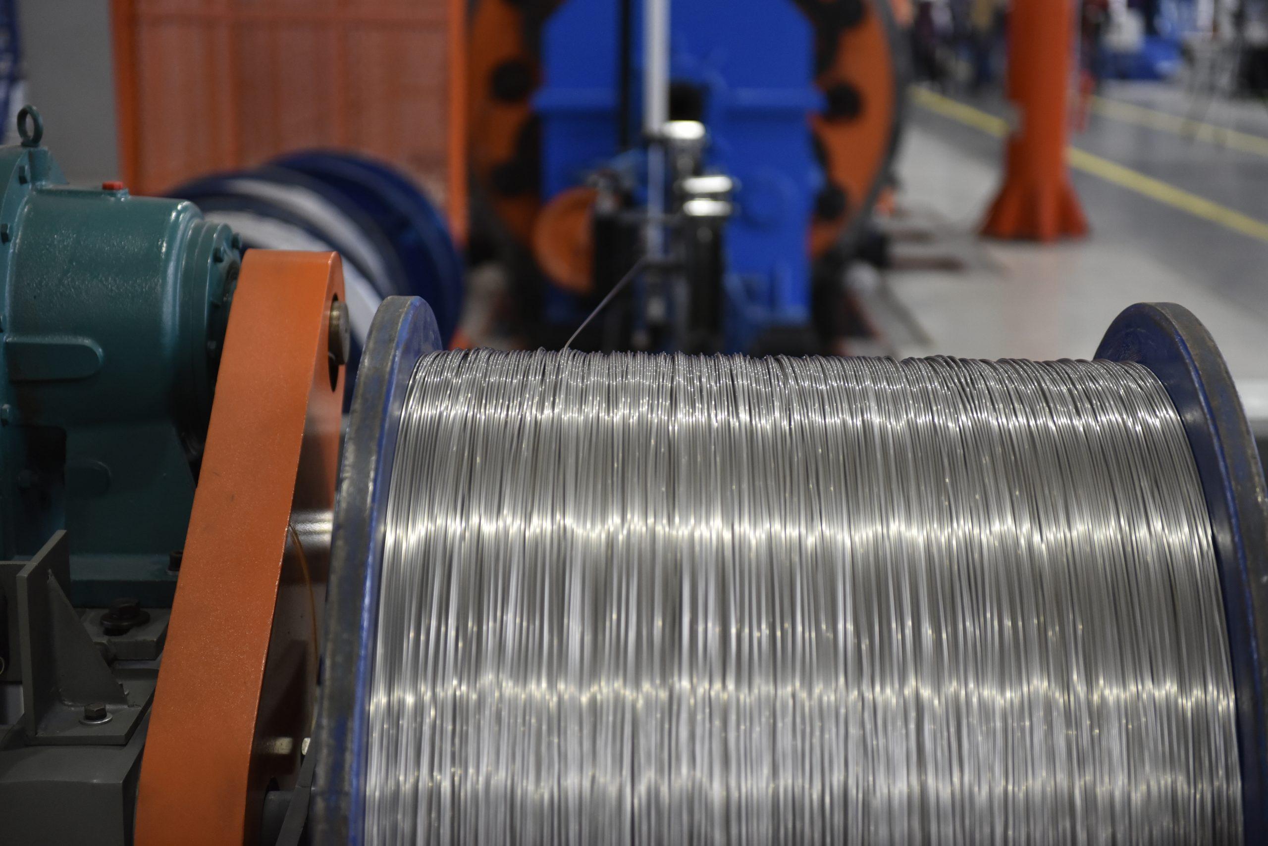В Мурманске открыли завод кабельной продукции 4