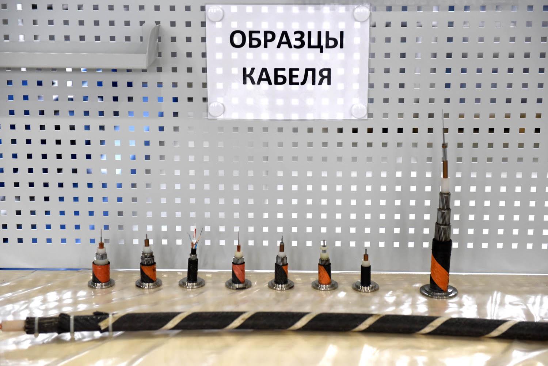 В Мурманске открыли завод кабельной продукции 6