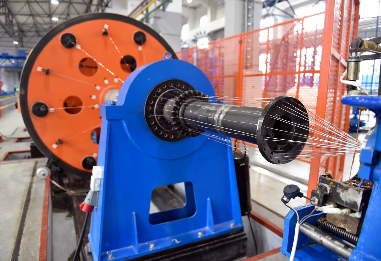 В Мурманске открыли завод кабельной продукции 1