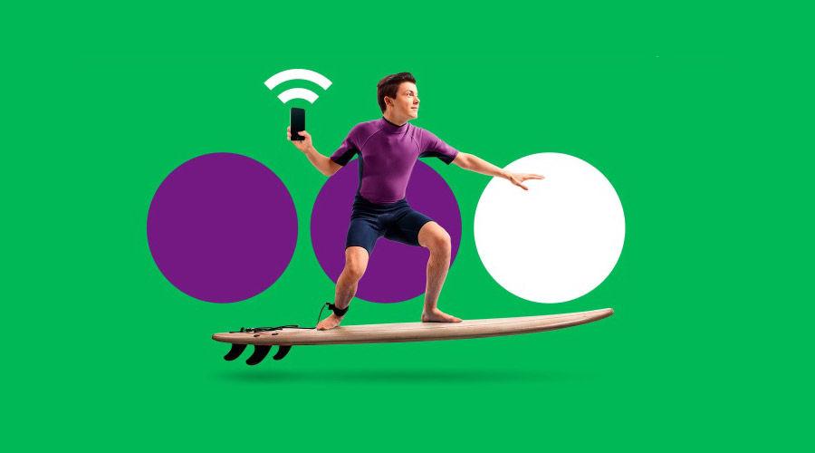 """МегаФон увеличивает скорость на тарифе """"Закачайся! Легко"""" с 10 до 25 Мбит/с (+ анализ конкуренты)"""