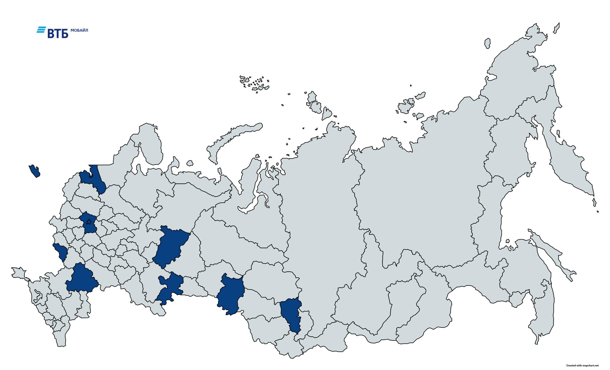 ВТБ Мобайл запустил сеть в Омске 2